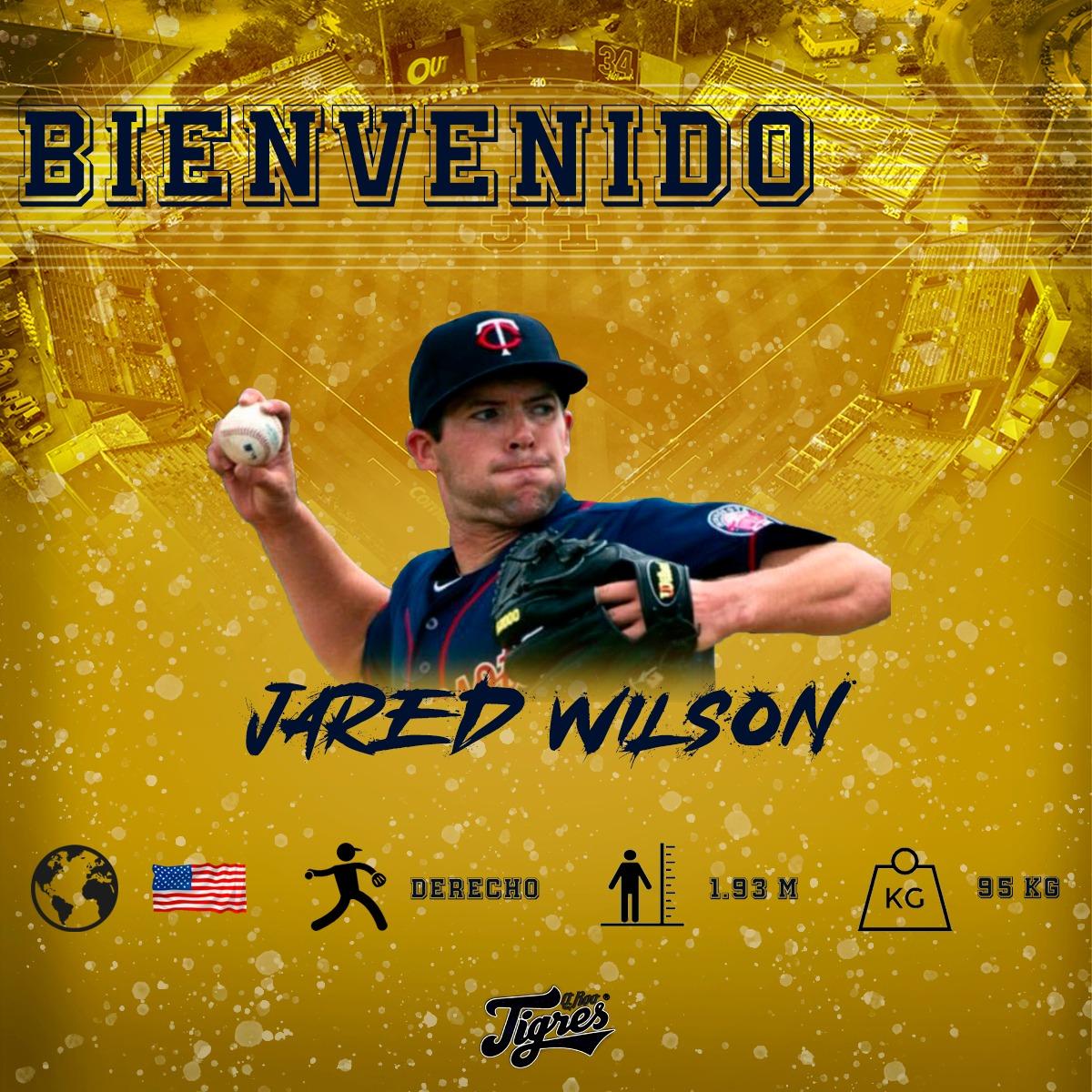 Jared Wilson reforzará a los Tigres